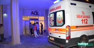 Ceylanpınar'da Trafik Kazası: 1 Ölü 2 Yaralı