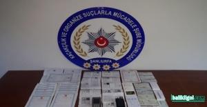 Şanlıurfa'da Tefecilere Operasyon: 4 kişi gözaltına alındı