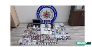 Siverek'te Tefeci Operasyonu: 12 Gözaltı