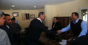Başkan Kuş'un Girişimleriyle Eyyübiyeliler de Noter Hizmeti Alacak