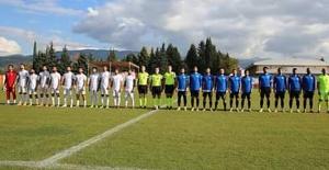 Erzin Belediyespor Karaköprü Belediyespor 1 - 1