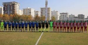 Karbel Karaköprü Belediyespor - Çankaya FK: 1 - 0