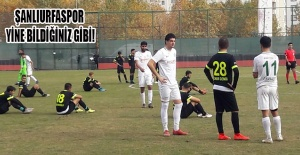 Şanlıurfaspor 1-6 1922 Konyaspor