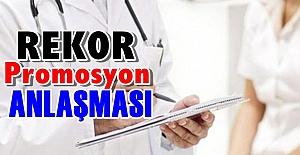 Urfa'da Sağlık Çalışanları Promosyon Anlaşması Yaptı