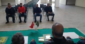 Katılım sağlanamayınca Şanlıurfaspor'un olağanüstü kongresi ertelendi