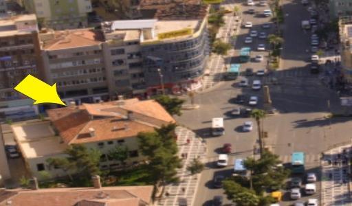 Ziraat Bankası binası yıkılıyor