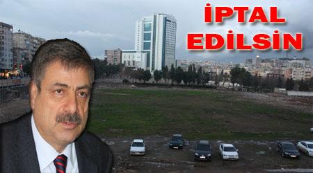 CHP, 11 Nisan projesi iptali için dilekçe verdi VİDEO