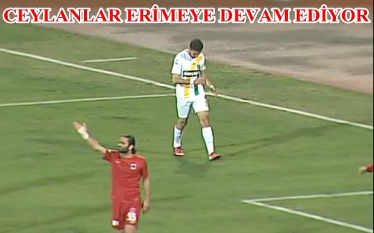 Şanlıurfaspor, T. Linyitspor'la yenişemedi 0 - 0