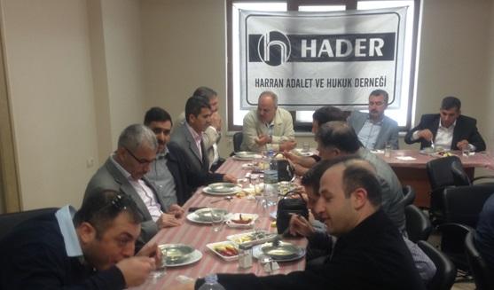 HADER, Avukatlar gününde tirit ziyafeti verdi