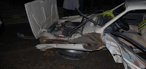 Şanlıurfa'da yağmur yağınca zincirleme kaza oldu VİDEO
