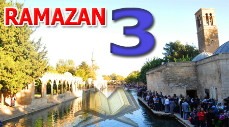 Ramazan sayfası, Kur'anı Kerim Hatimi 3. Cüz