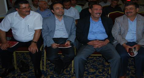 BDP, Urfa'da Yoksullukla Mücadele toplantısında buluştu VİDEO