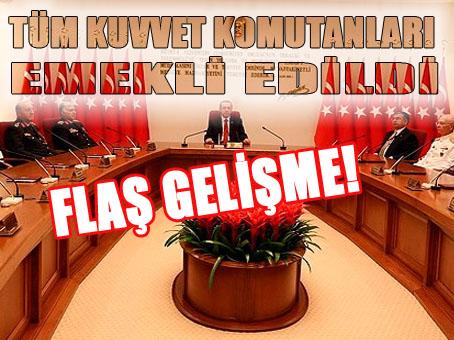 FLAŞ!.. 2013 YAŞ Kararları Açıkladı