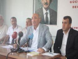 Vekil Tanal'dan Şanlıurfa'da savaş açıklaması