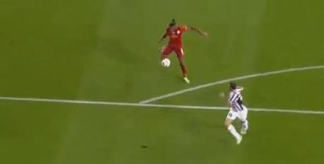 Juventus Galatasaray 2-2