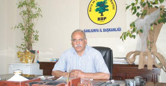 BDP İl Başkanı Yıldıztekin, Suruç Belediye Başkan Aday adayı oldu VİDEO