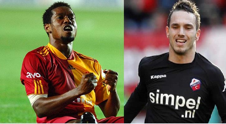 Keita ve Sneijder'i Şanlıurfaspor çarptı