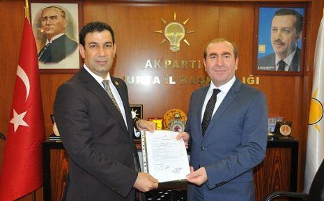 Mustafa Yavuz, Karaköprü Belediyesine talip VİDEO