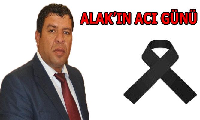 Eyyübiye Başkan Aday Adayı Mehmet Alak'ın baba acısı