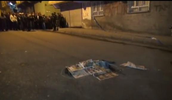 Urfa'da korkunç kaza, Vurdu kaçtı; 1 Ölü VİDEO