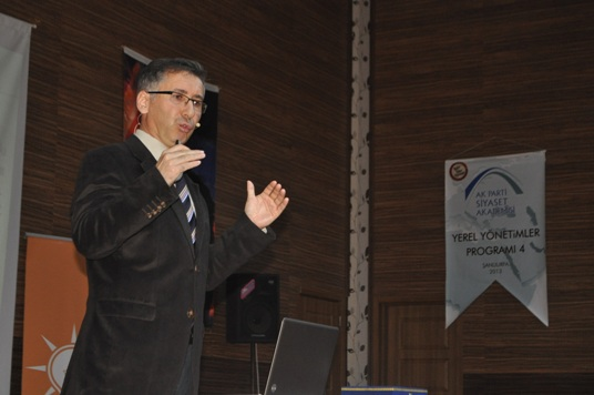 AK Parti Siyaset Akademisinde gündem; Kentleşme VİDEO