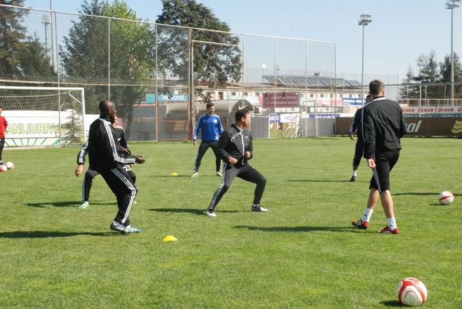 Şanlıurfaspor Trabzon'da Maç Saatini beklemeye başladı