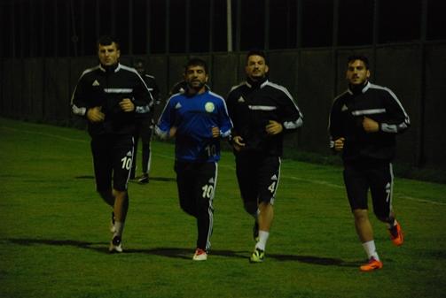 Şanlıurfaspor'da Adanaspor hazırlıkları başladı