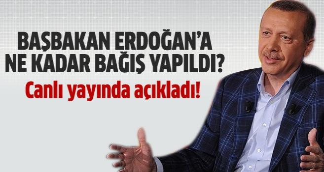 Erdoğan barış miktarını açıkladı