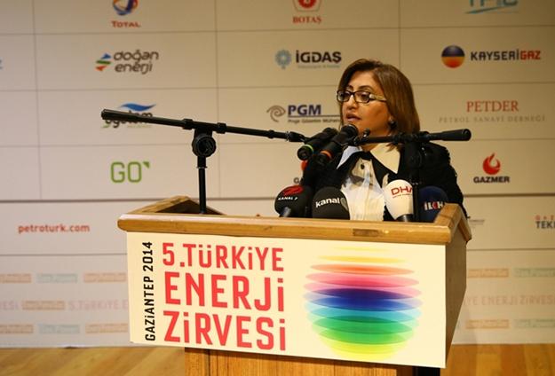 Enerji Zirvesi Gaziantep'te başladı