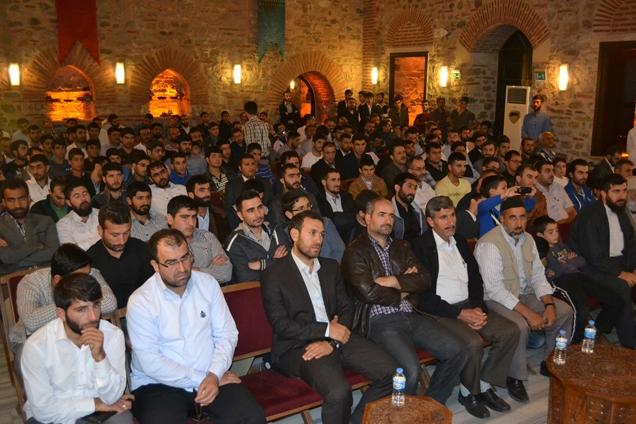 Tevhid önderi Hz İbrahim Bursa'da anıldı