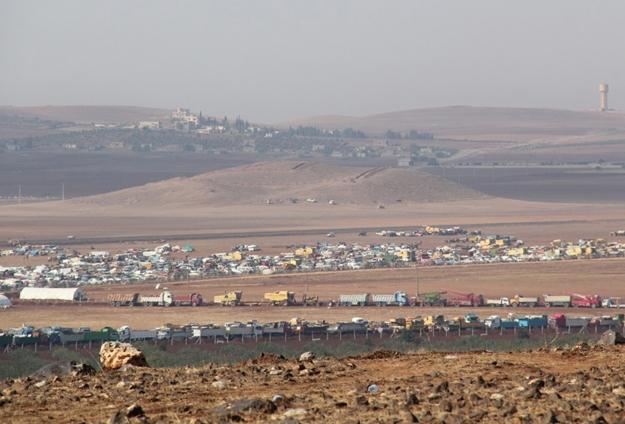 IŞİD, Tılşeir Tepesi'ne saldırı düzenledi