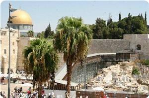 Siyonist İsrail'den Mescid-i Aksa'ya baskın