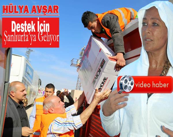 Büyükşehir Belediyeden Kobanililere kış için soba dağıtıldı VİDEO