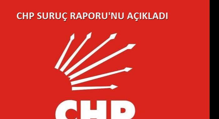 İşte CHP'nin Suruç izlenimleri