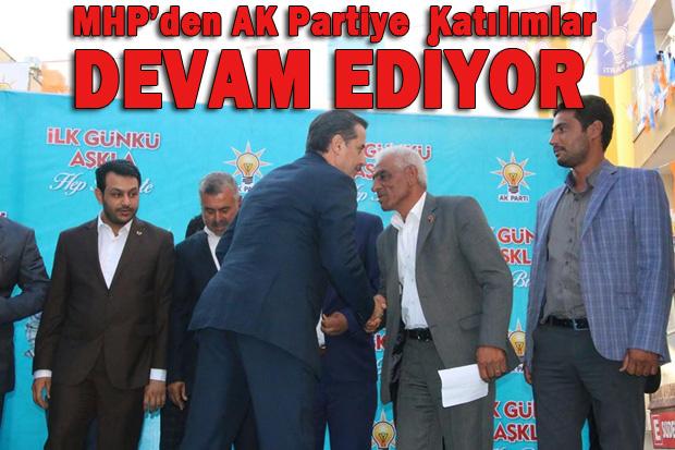 Urfa'da AK Parti rüzgârı esiyor