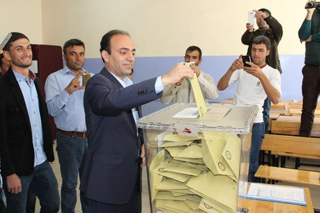 Baydemir; 'Seçim sonuçları barışa katkı sunsun'
