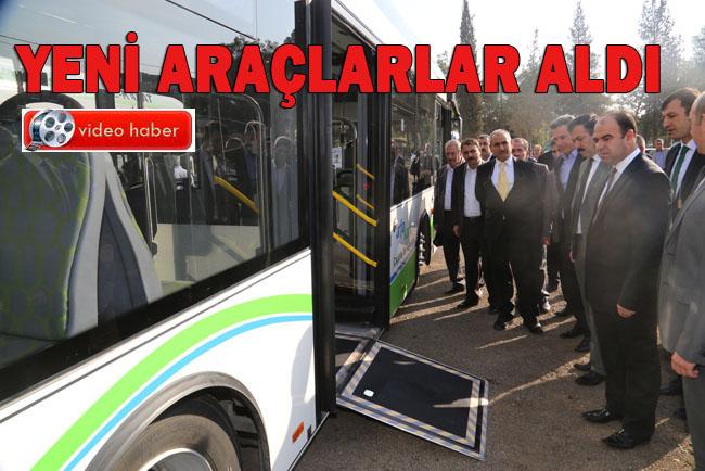Urfa'da Toplu Taşımaya Araç yetişmiyor