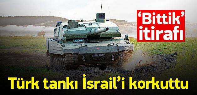 Türkiye'nin silah üretmesi, İsrail Silah sanayini Çökerti