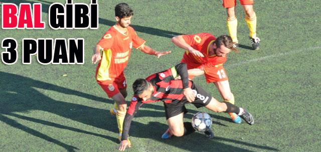 44 Malatyaspor, Karaköprü Belediyespor 0 - 1