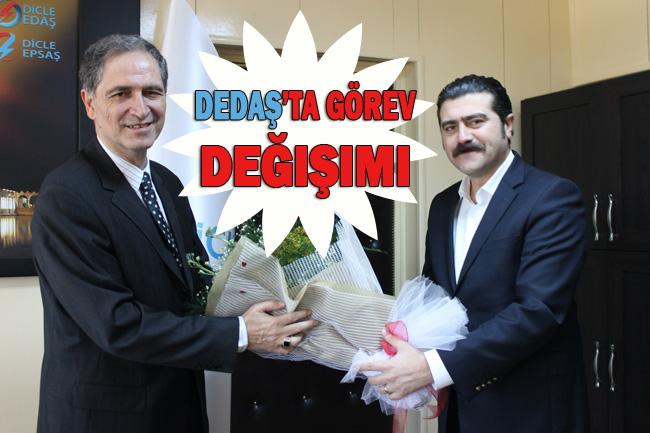 DEDAŞ Urfa il müdürü değişti