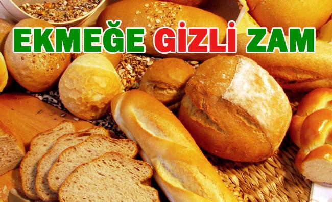 Urfa'da ekmekler küçüldü