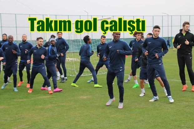 Urfaspor Samsunspor Maçına hazırlanıyor