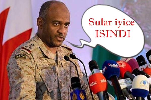 Suudi Arabistan Resmen açıkladı!