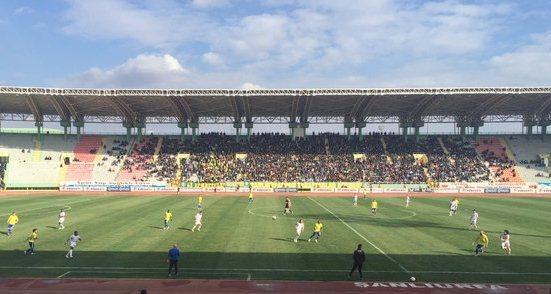 Şanlıurfaspor - Samsunspor 2 - 3