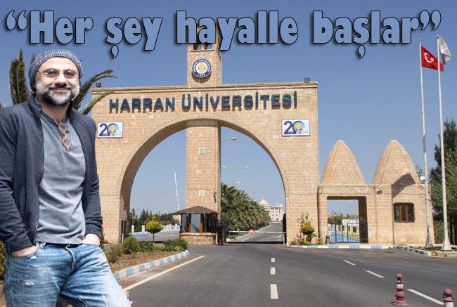 Harran Üniversitesinde Hayal Akademisi Kurdu