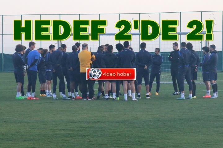 Şanlıurfaspor 1461 Trabzon maçına hazırlanıyor