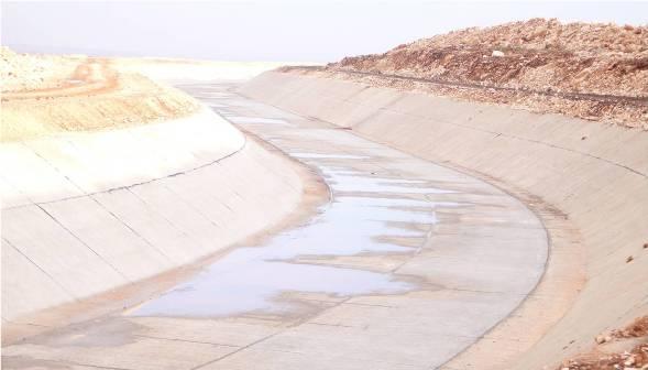 Suruç'ta ne kadar araziye Pompaj Sulama verilecek? pompaj sulama nedir?