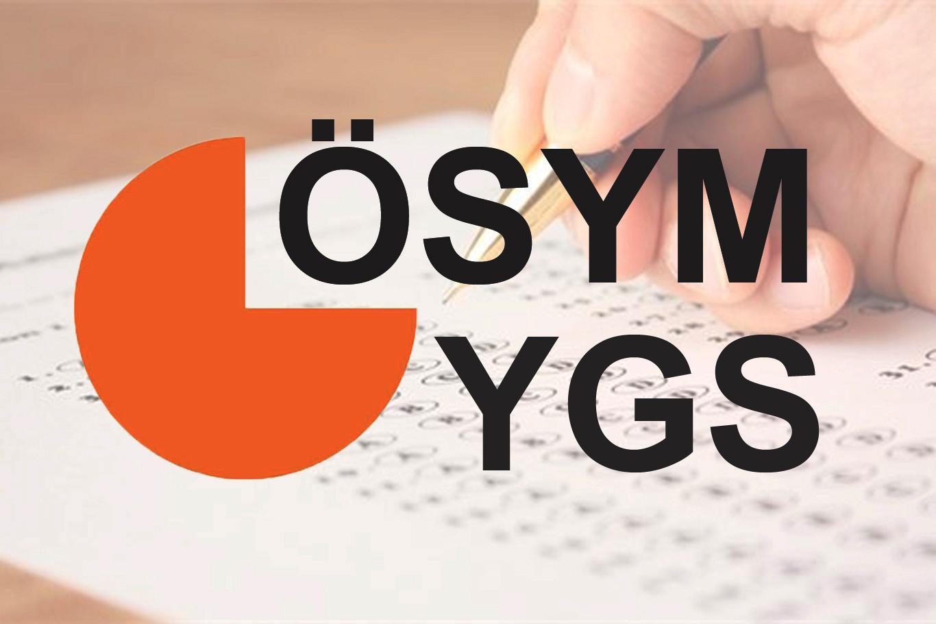 Son dakika! YGS sonuçları açıklandı. Öğrenmek için tıklayınız...