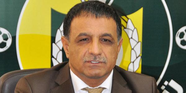 Şanlıurfaspor kulüp başkanı Fethi Şimşek, İyi günde kötü günde…
