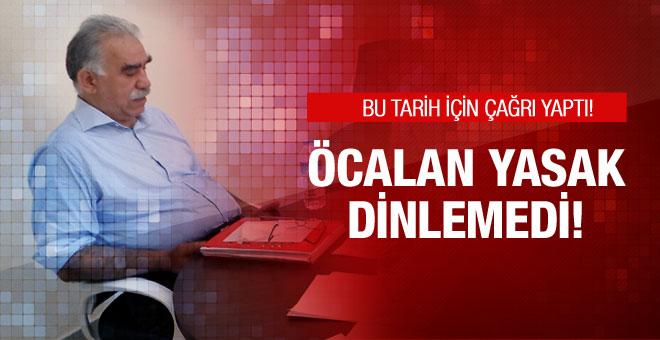 Abdullah Öcalan'ın Yeğeni Urfa Vekili Dilek Öcalan'dan şok çağrı